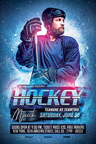 108-Hockey-Match-Flyer