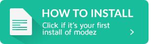 install modez prestashop responsive theme