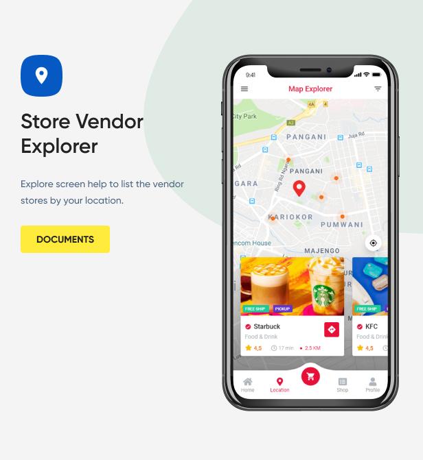 Store Vendor Expoler