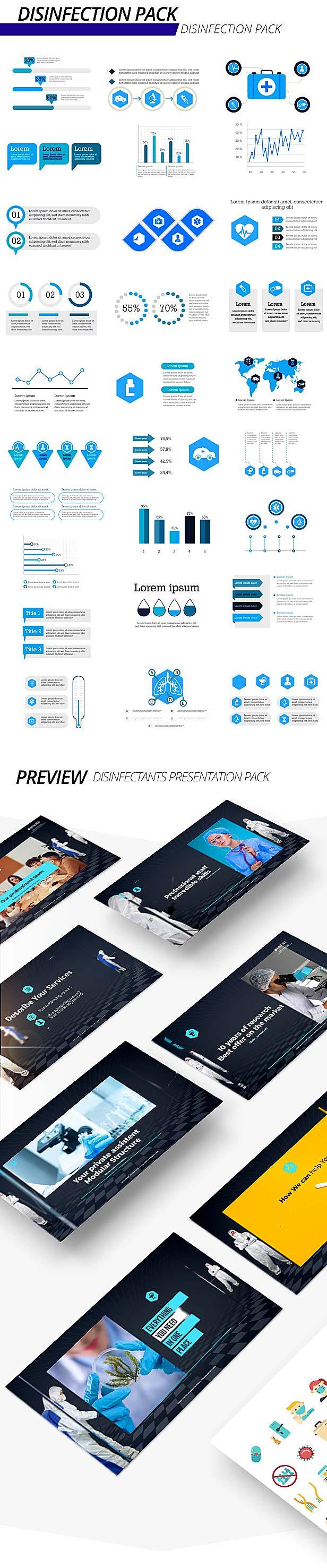 Desinfection Presentation Pack - 2