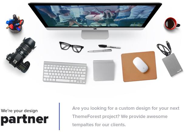 We're your design partner