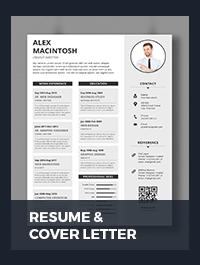 Resume & Cover Letter - 45