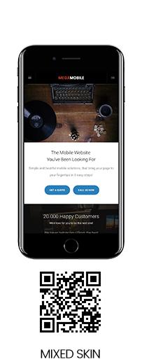 MegaMobile   PhoneGap & Cordova Mobile App - 12