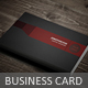 3D Business Card Template 02