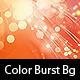 Bokeh Color Burst Web Backgrounds - GraphicRiver Item for Sale