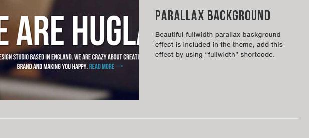 Huglab - Responsive Multi-Purpose Theme - 8