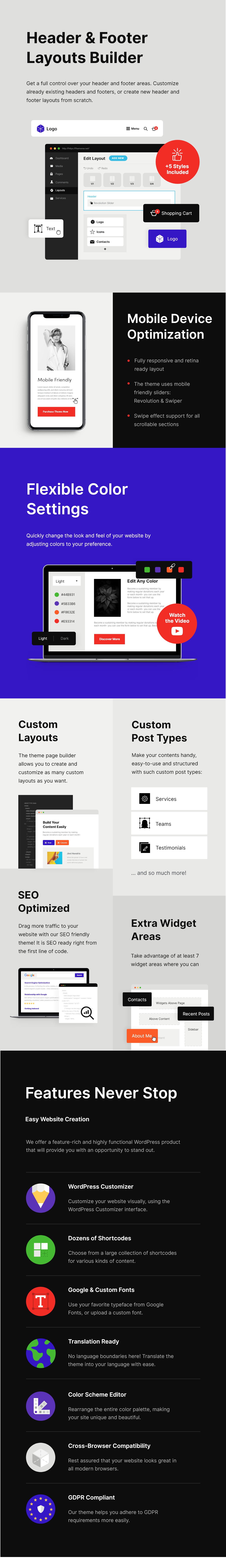 Aldo | Gutenberg Blog WordPress Theme - 12
