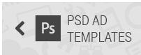 PSD Ad Templates