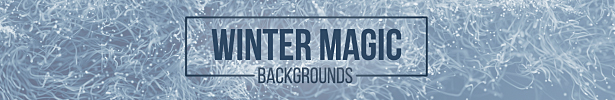 Winter Magic Backgrounds