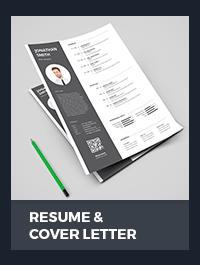 Resume & Cover Letter - 43