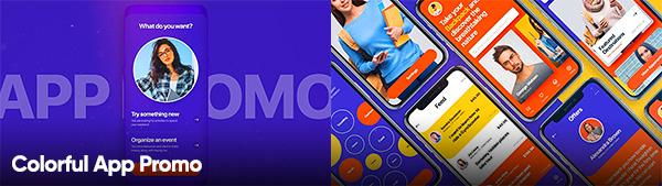14-Colorful-App-Promo