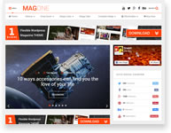 Affiliate Marketers - Blogging WordPress Theme