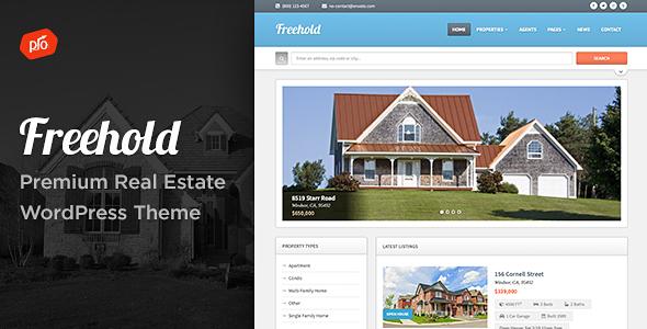 Avlar - Real Estate Theme - 1