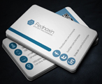 Sticker Business Card - 141