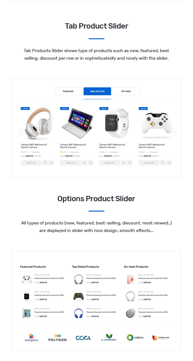 Gluson - Digital Theme for WooCommerce WordPress 27