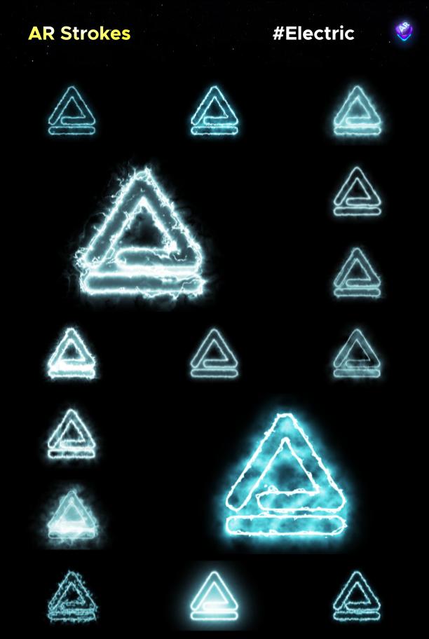 AE脚本-500多个人工智能高科技科幻HUD元素RGB光束烟雾描边效果AR动画工具包 AR Tools for Win/Mac破解版 V3插图19