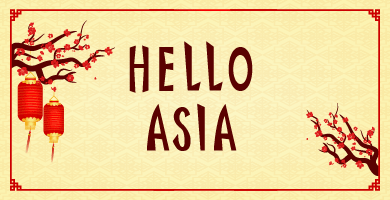 Hello Asia Background Music