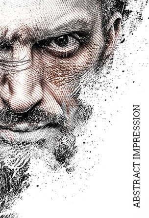 Artistic Sketch Photoshop Action - 13