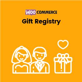 Magenest WooCommerce Gift Registry