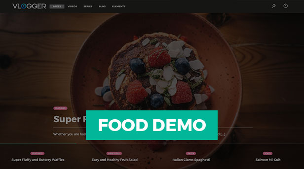 View Food Demo