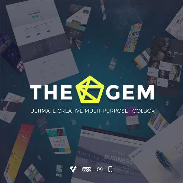 TheGem - Premium Multi-Purpose Wordpress Theme