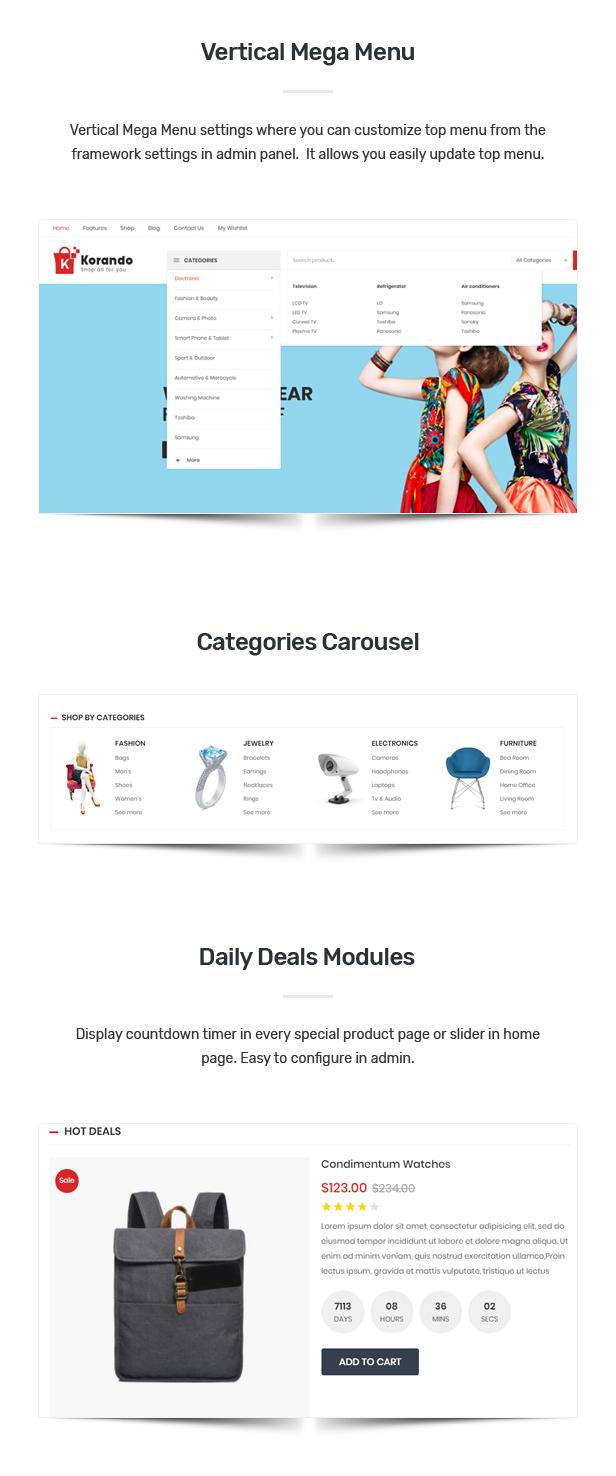 Korando - Multipurpose Theme for WooCommerce WordPress 24