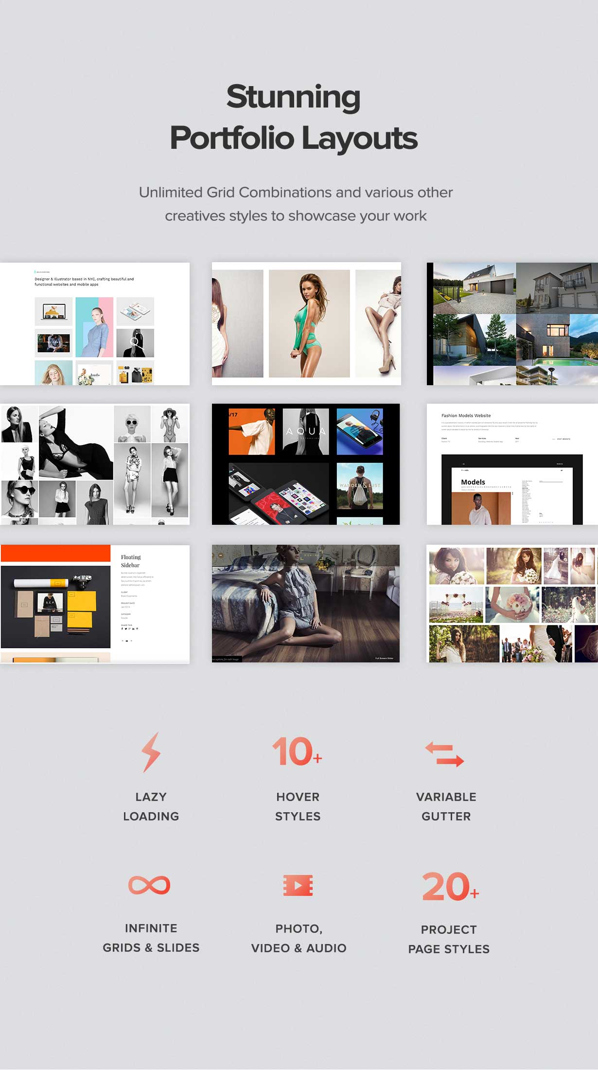 Oshine - Multipurpose Creative WordPress Theme by brandexponents