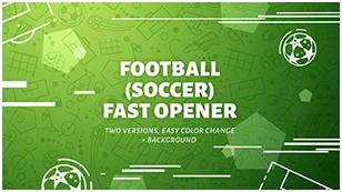 Football (Soccer) Fast Opener