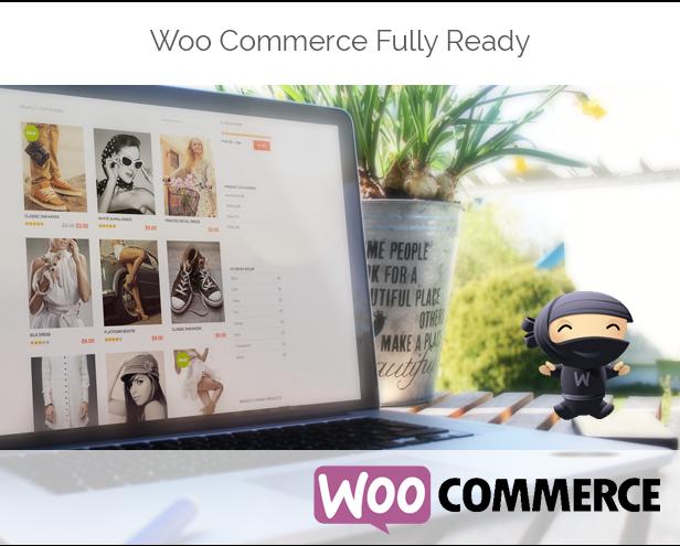 woocommerce fully ready