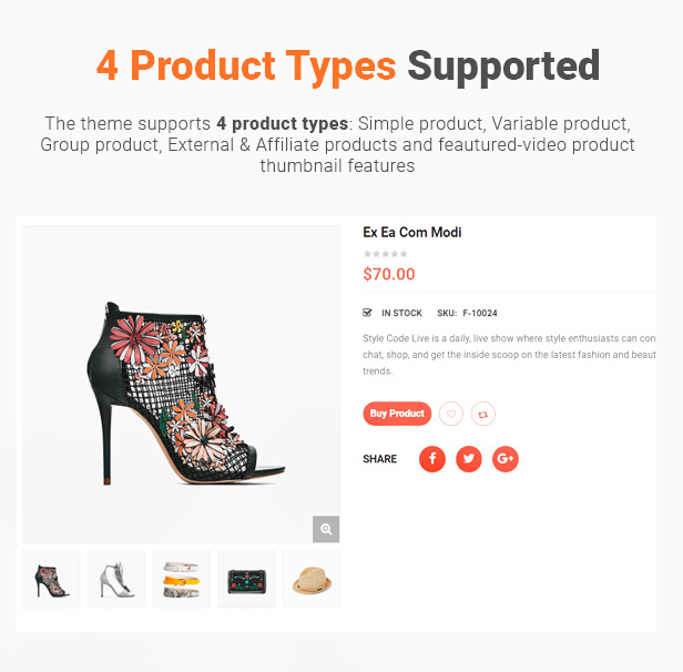 eMarket - Multi Vendor MarketPlace WordPress Theme - WooCommerce Theme