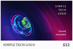 Simple Tech Logo