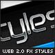 100 Layer Styles Bundle - Text Effects Set - 6