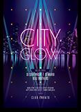 City Glow Flyer