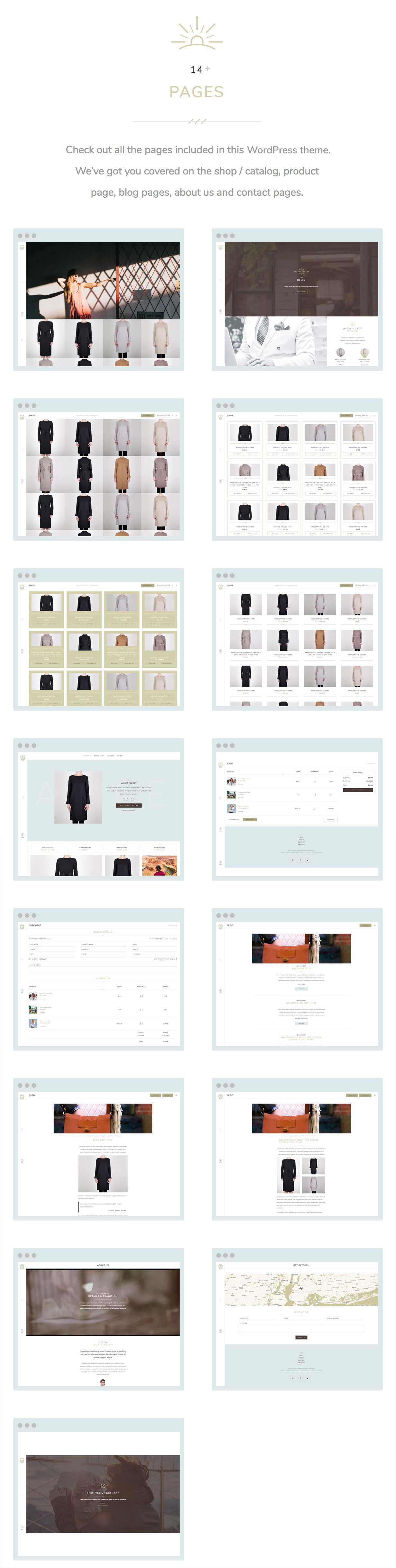 TS - Fashion & Apparel Store WooCommerce WordPress Theme
