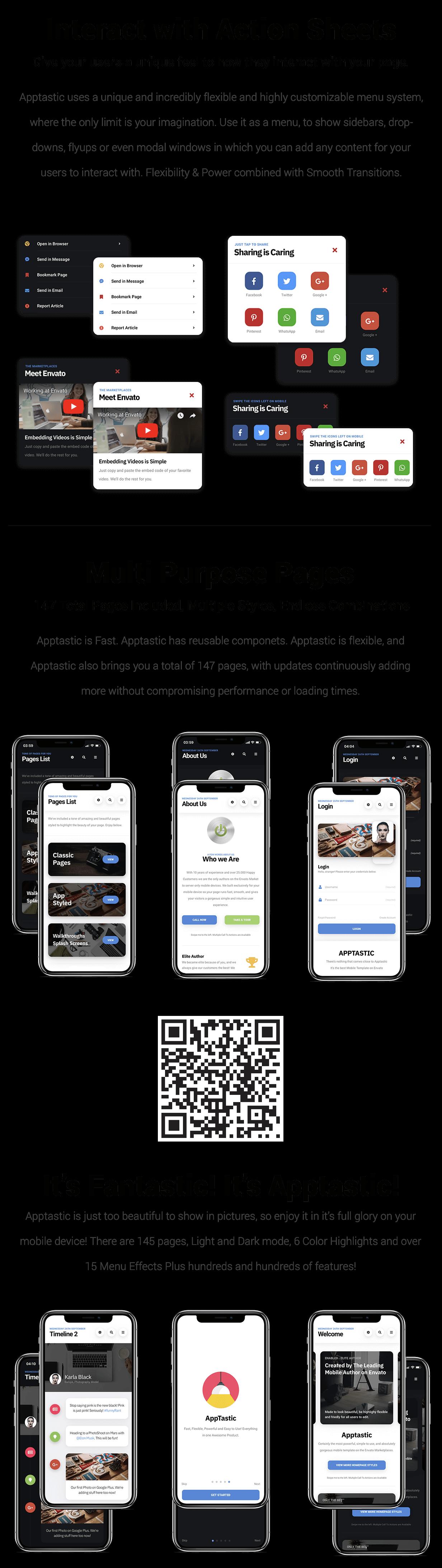 Apptastic | PhoneGap & Cordova Mobile App - 12