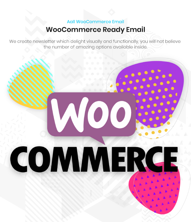 Vespro WooCommerce Transactional Responsive Email Template - Responsive transactional email template