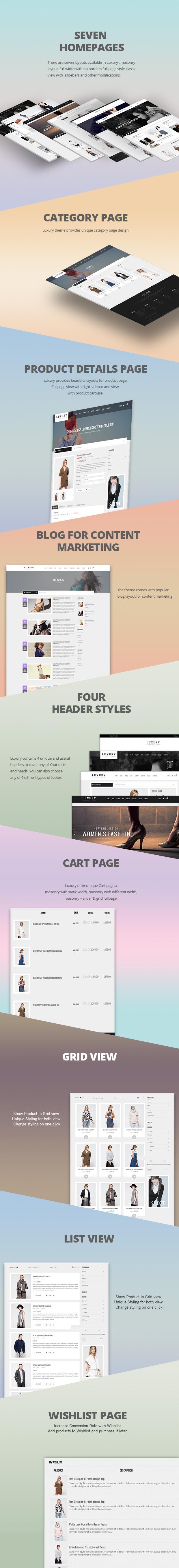 Joomla template for online store