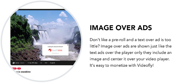 Image Over Advertising