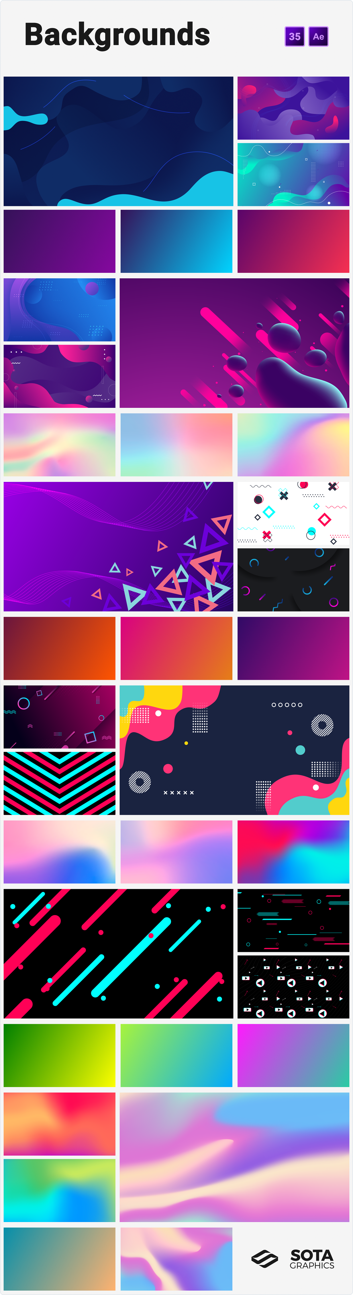 Motion Graphics Pack - 17