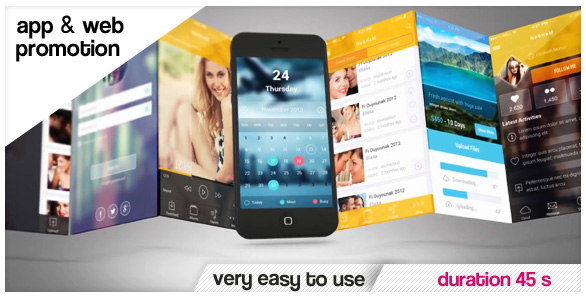 Android  App/Web  Product  Promotion - 9