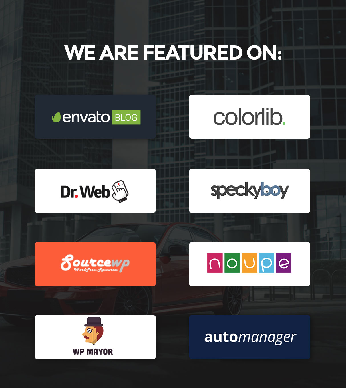 Motors - Car Dealer and Rental, Classified WordPress theme - 12