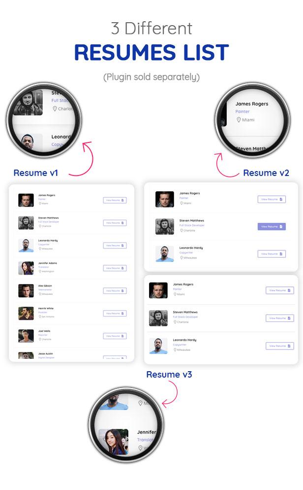 Jobhunt - Job Board WordPress theme for WP Job Manager - 16