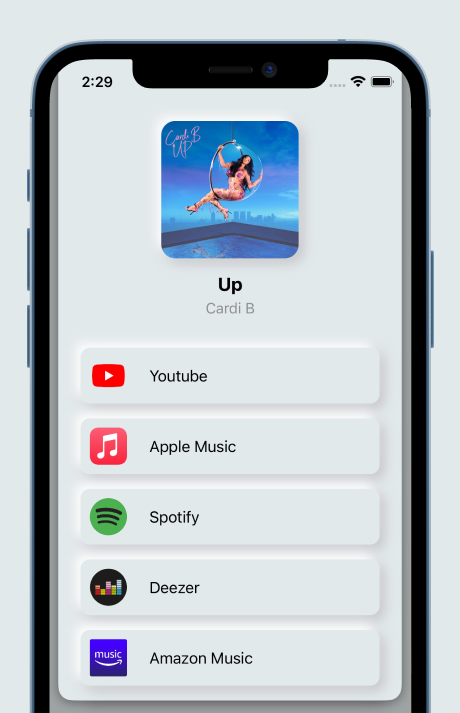 Elite Radio - Modern Neumorphism UI Radio App for iOS - 3