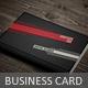 Creative Business Card Template 03