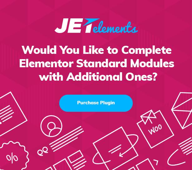 JetBlog - Blogging Package for Elementor Page Builder - 12