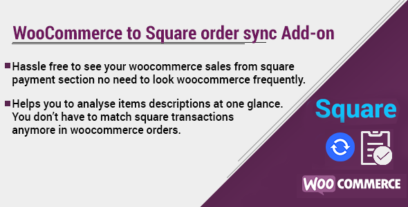 WooSquare Pro - Square For WooCommerce - 7