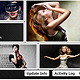FB Photo Effect Timeline Cover  - 40