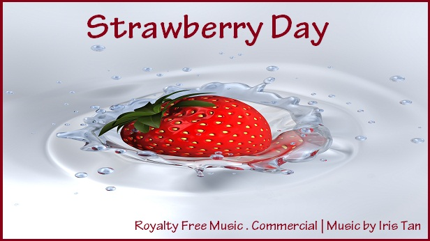 Strawberry Day - Audiojungle