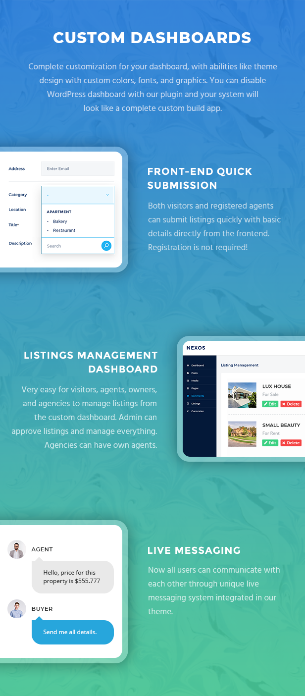 Nexos - Real Estate Agency Directory - 2