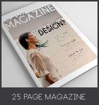 25 Pages Interior Magazine Vol4 - 6